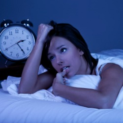 post-partum insomnia